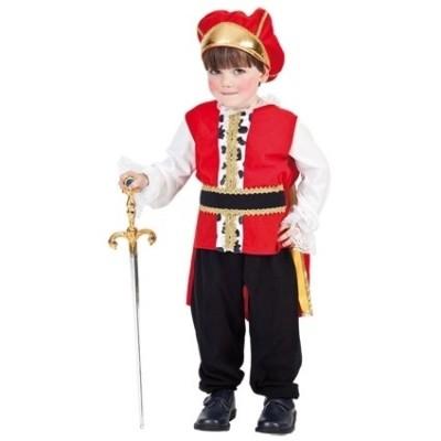 Foto van Koning kostuum kind