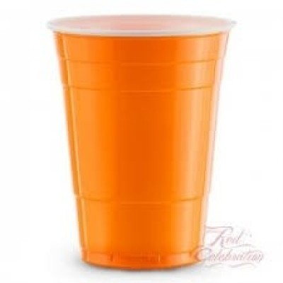 Red Cups diverse kleuren 473 ml (25 st.)