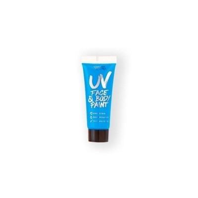 Foto van UV Body paint neon blauw
