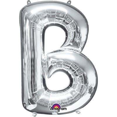 Foto van Air filled balloon B