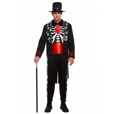 Foto van Dia de los Muertos man