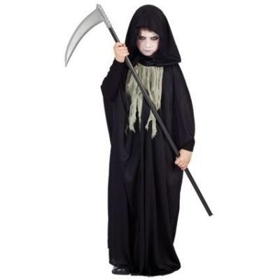 Foto van Halloween cape 10-12 jaar [130-140cm)