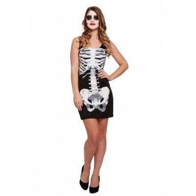 Foto van Jurk skelet