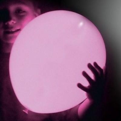 Foto van Illooms Ballonnen Roze 5 st.