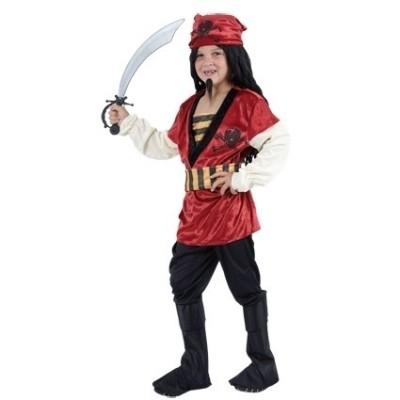 Foto van Piraten kostuum jongen