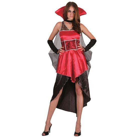 Halloween Kleding Dames.Vampier Kostuum Dames