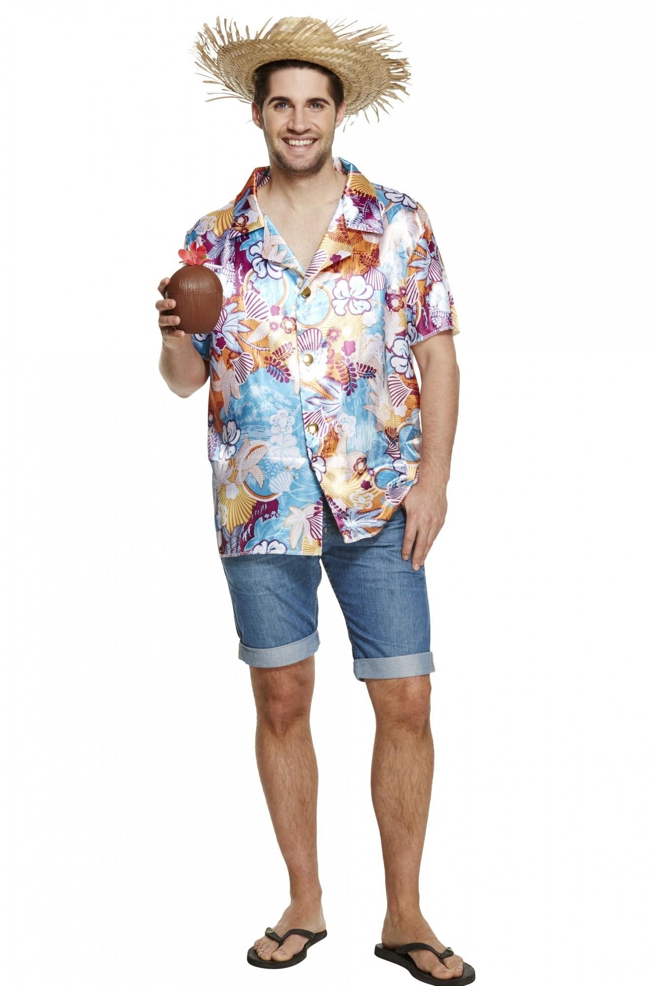 6cf0f319de0476 Hawaii shirt - Confettifeest.nl
