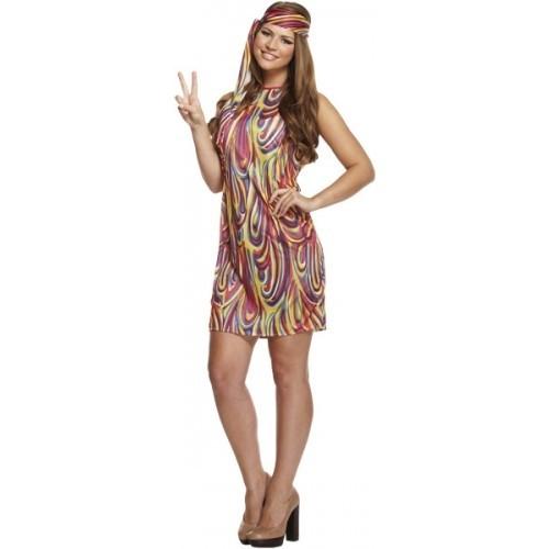 nl Jurk Hippiedisco Jurk Confettifeest nl Confettifeest Jurk nl Hippiedisco Confettifeest Hippiedisco Hippiedisco Jurk 54RL3Aqcj