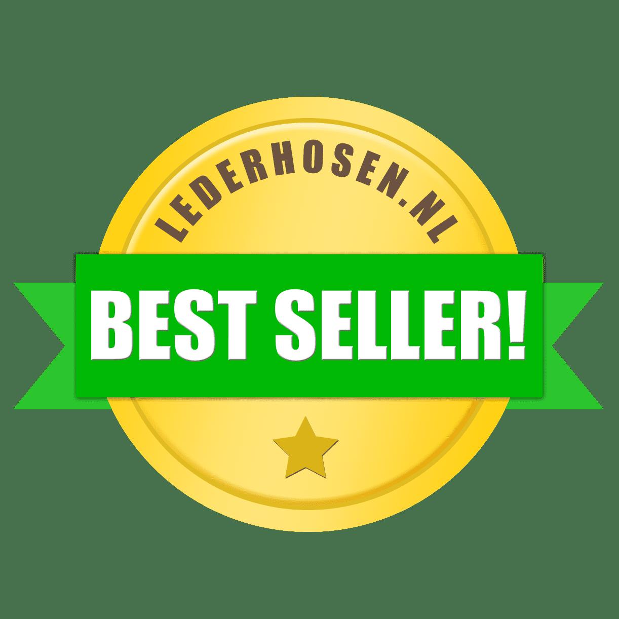 best seller lederhosen - Oktoberfest overhemd - rood/wit