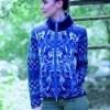 Afbeelding van Kooi vest wol blauw 17150