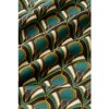 Afbeelding van King Louie jurk mona blauw groen Calypso