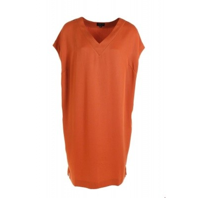 a1c0cc57b07 Zilch tuniek jurk viscose brick