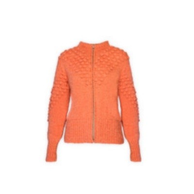 Foto van INTi vest alpaca orange bolita