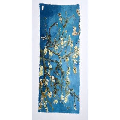 Foto van Otracosa sjaal wol 100 x 180 cm cherry blossom 2823