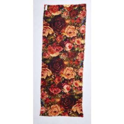 Foto van Otracosa sjaal wol 70 x 180 cm rosen