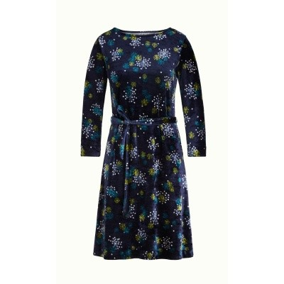 Foto van King L zoe dress navy stardust