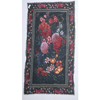 Foto van Otracosa sjaal wol 100 x 180 cm roses 2936