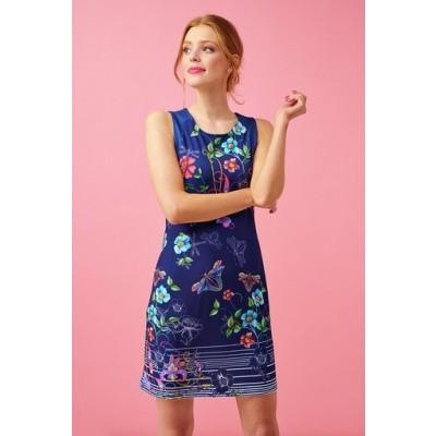 Foto van Smashed Lemon jurk meerkleurig 20282