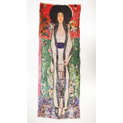 Foto van Otracosa sjaal wol 70 x 180 cm vrouw 2507