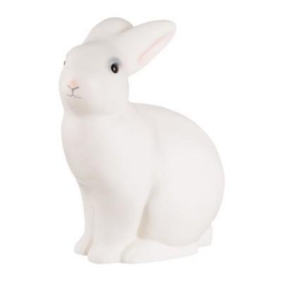 Foto van Lamp Heico konijn wit led 24 x 20 cm G712