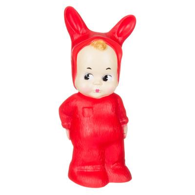 Foto van Lapin lamp konijn rood NK187C