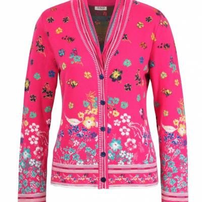 Foto van IVKO vest cotton pink 201215