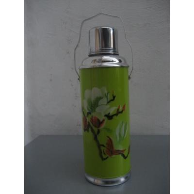 Foto van thermosfles chinees groen bloesem