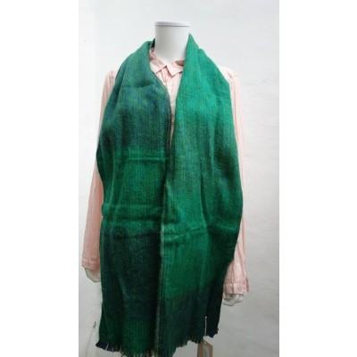 Foto van Inti sjaal wol handgeweven multi 1807n