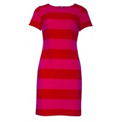 Foto van Smashed L jurk pink 18620
