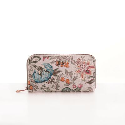 Lilio portemonnee wallet creme lil0119