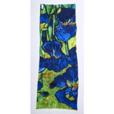 Foto van Otracosa sjaal wol 70 x 180 cm Iris
