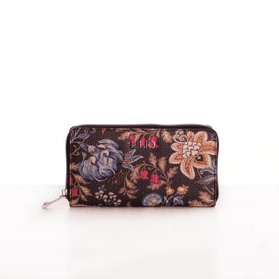 Foto van Lilio portemonnee wallet zwart lil0119