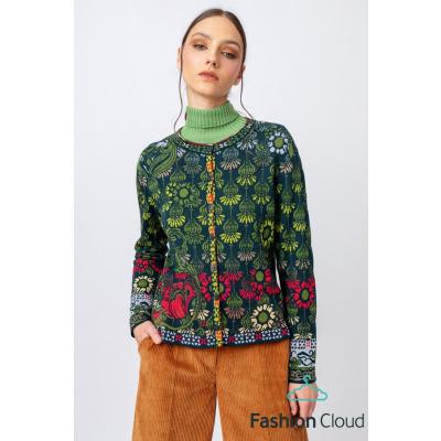 Foto van IVKO vest cotton donker groen 212722