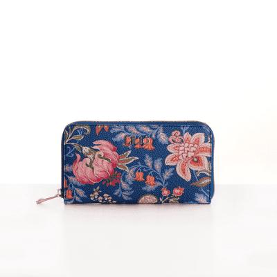 Foto van Lilio portemonnee wallet blauw lil0119