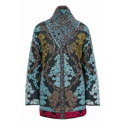 Foto van IVKO vest jas blauw zwart 202510