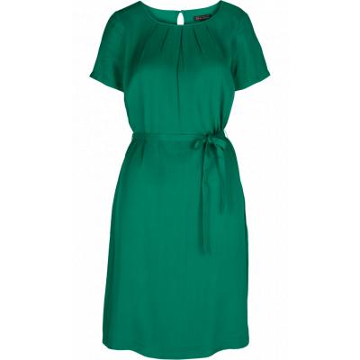 Foto van King jurk viscose groen Billie