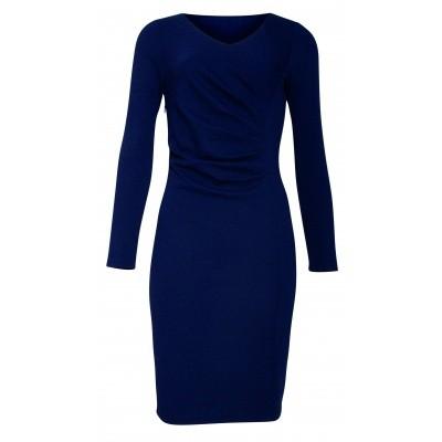 Foto van Smashed L jurk blauw 18764