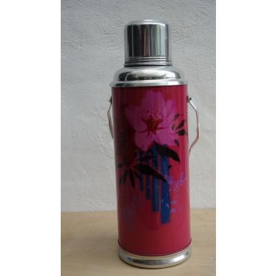 Foto van Thermosfles chinees roos pink