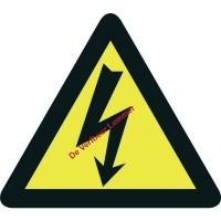 Foto van Pickup pictogram elektrische spanning