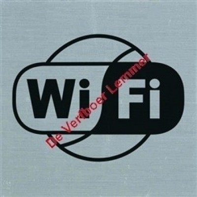 Pickup pictogram wifi