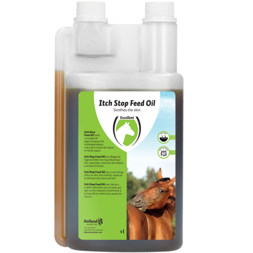 Itch Stop Feed Oil