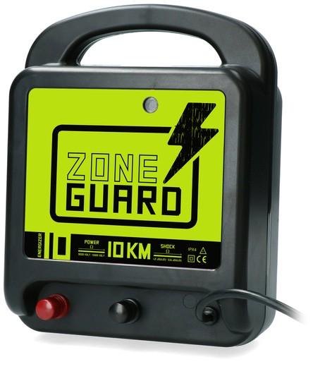 ZoneGuard schrikdraadapparaat lichtnet 10 km