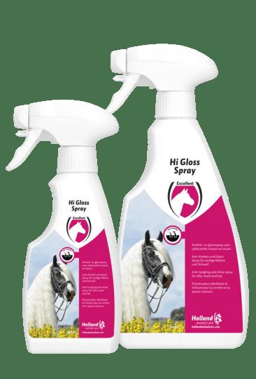 Hi Gloss spray