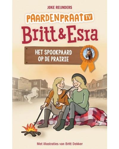 Paardenpraat tv Britt & Esra