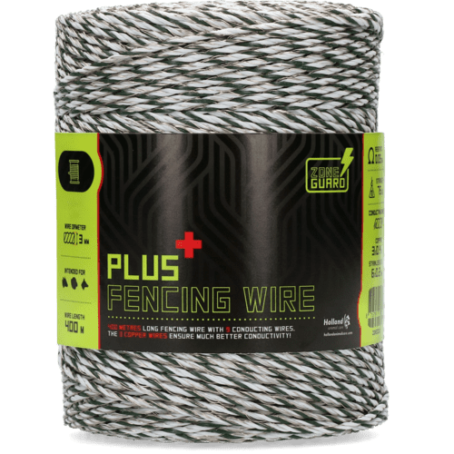 ZoneGuard plus afrasteringsdraad