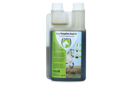 Equi HempOne Feed Oil Paard