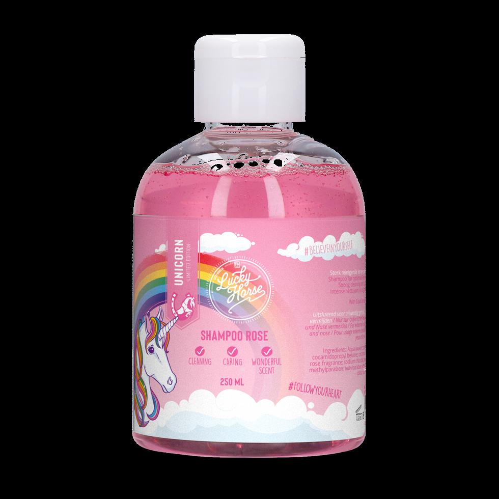 Lucky Horse Shampoo Rose