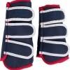 Afbeelding van CATAGO Diamond dressage boots navy/rood/wit
