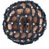 Afbeelding van Horka knot net strass