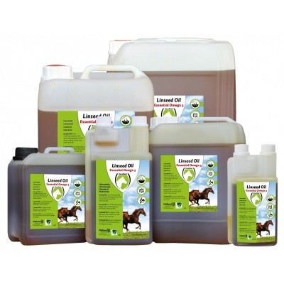 Linseed Oil (Lijnzaadolie) 2,5 ltr